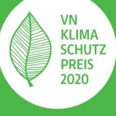 VN-Klimaschutzpreis 2020 – Wir haben eingereicht!